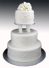 Blanco en blanco pastel
