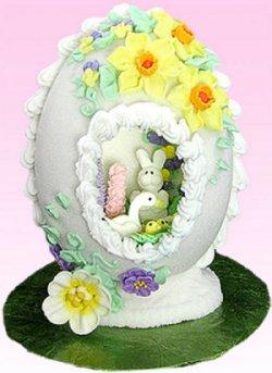 Panoramic Sugar Eggs
