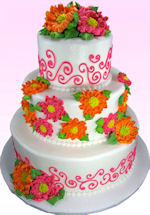 3 Tiers for Buttercream