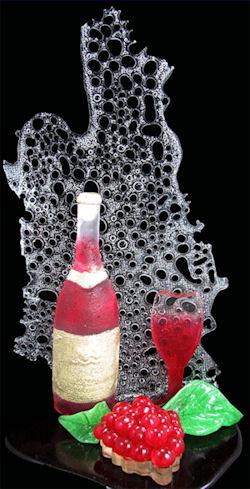 Sugar 101 Splender in the Glass